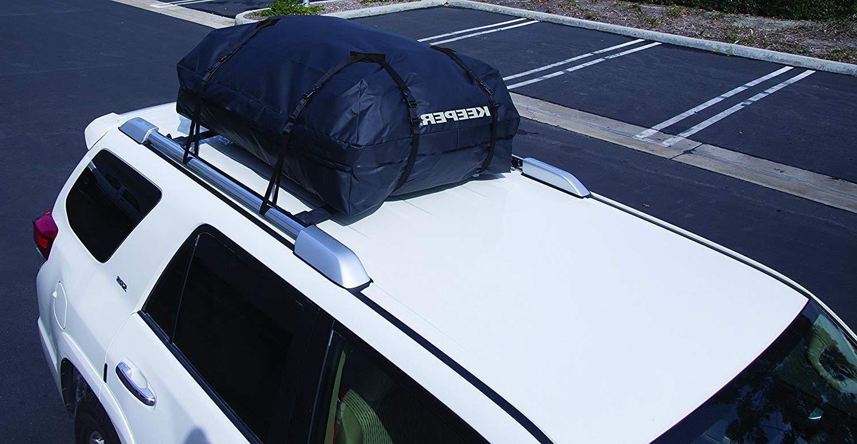 Keeper 07204 Black Waterproof Cargo Bag