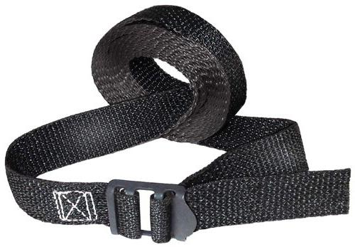 "Keeper 85207 8' x 1"" Lashing Strap Pack of 2 Straps Secure R"