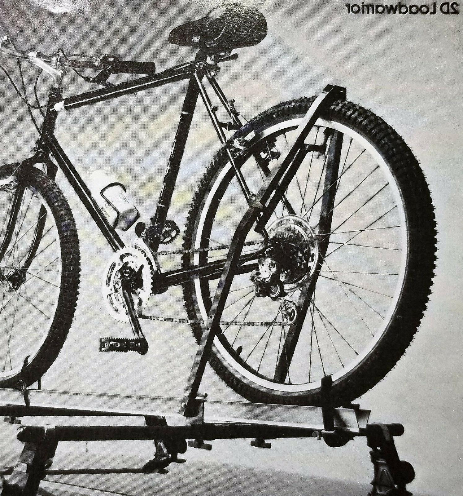 Yakima Mount Bike - C details! w/ Rnd bar