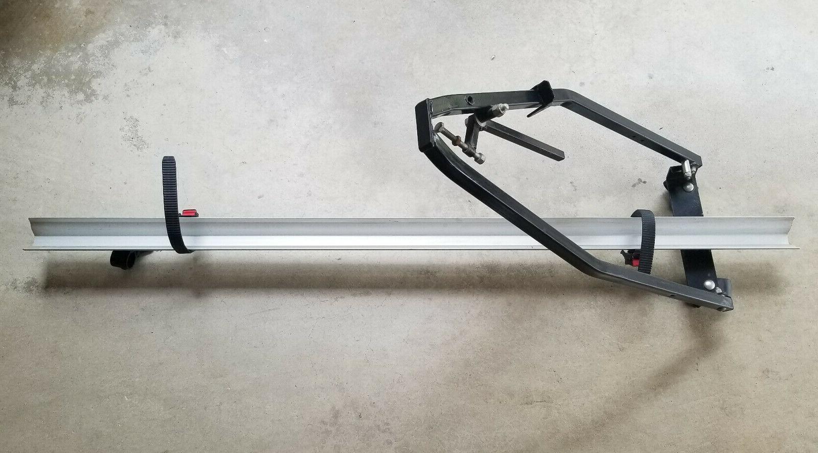 loadwarrior lockjaw upright mount bike rack c