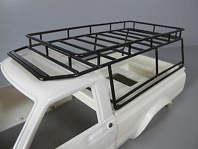 Simulate Toy Metal Cargo Bed Roof Rack for Tamiya 1/10 RC To