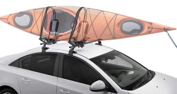 Sportrack Mooring 4-in-1 Kayak / Carrier, Rack SR5514