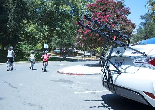 Allen 4-Bike Trunk Rack