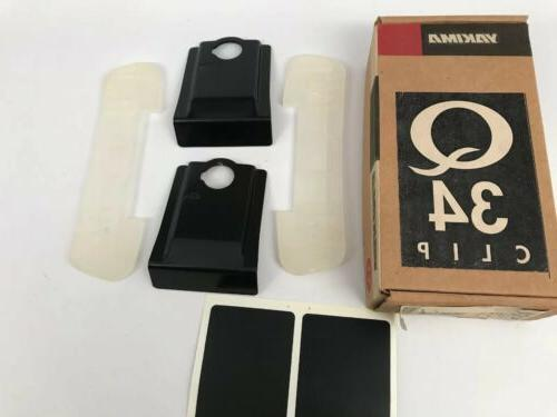 q34 clips for q tower roof rack