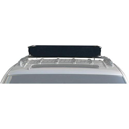 Apex Black Roof Cargo Rack with Wind