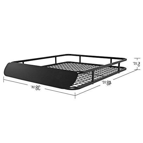 Apex Steel Roof Basket Wind Fairing