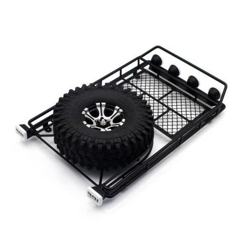 Roof LED RC SCX10 Crawler