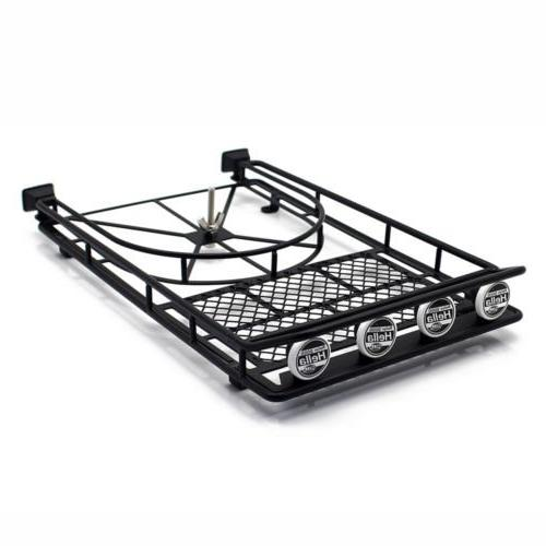 roof luggage rack 4 light