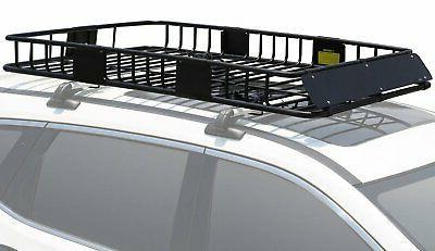 roof rack cargo basket