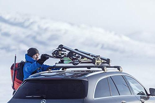 Thule SnowPack Ski/Snowboard Carrier,