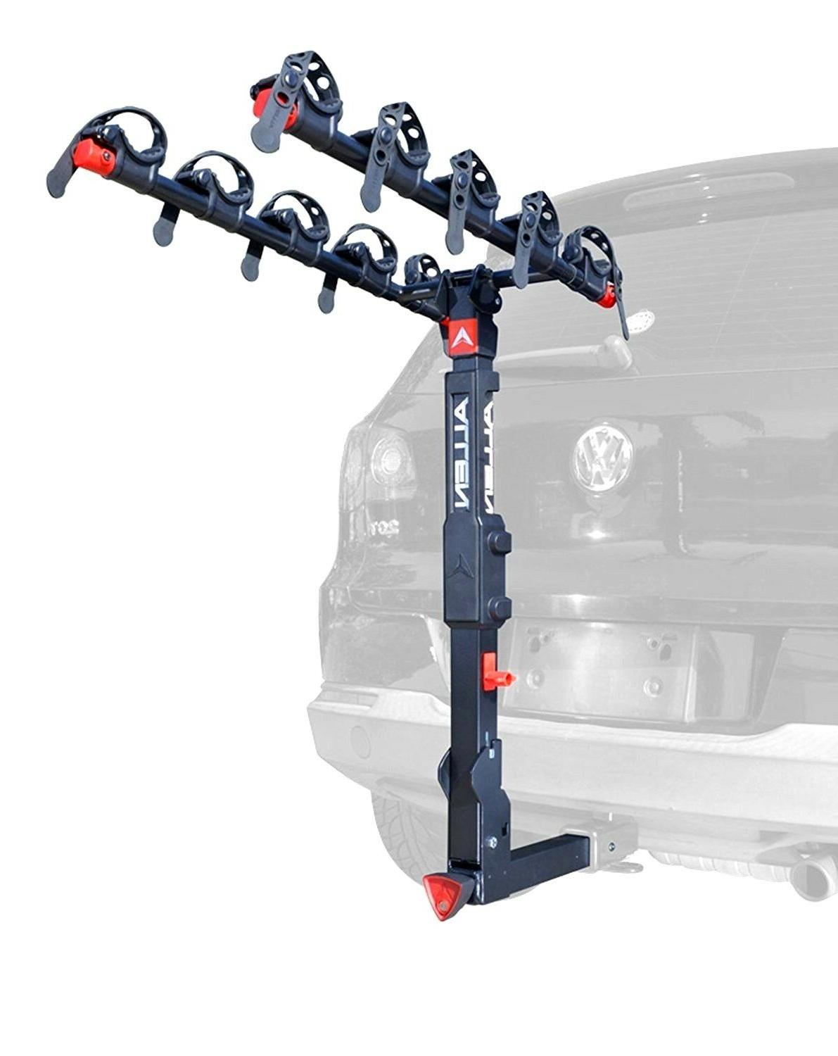 sports s555 premier 5 bike hitch mounted