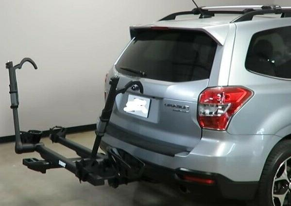 Thule T2 Pro XT 9034XTB 2-Bike Platform Hitch Rack / Carrier