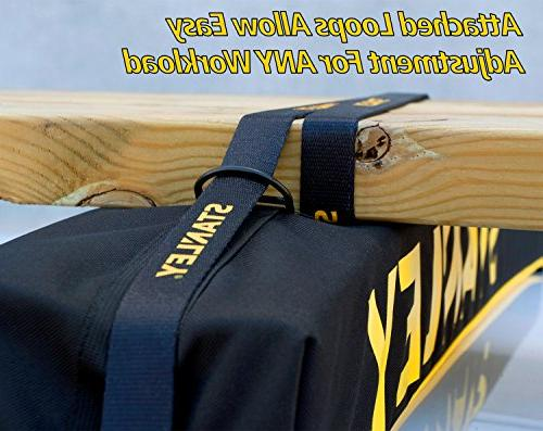 Stanley Car Rack Pad & Carrier System – 2 Heavy Down Vibration Kayak Surfboard Lumber & Other Long Items