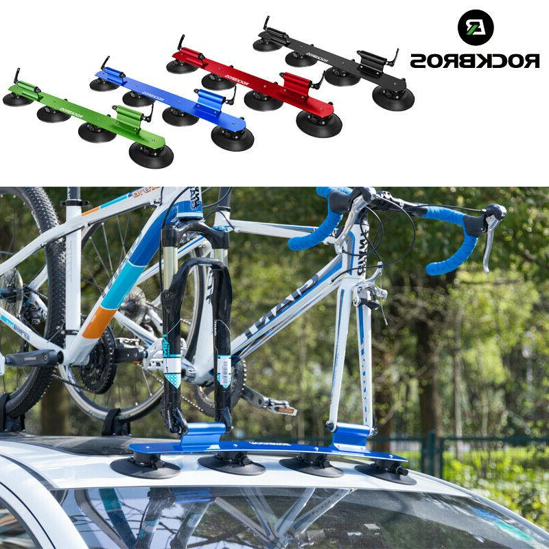 RockBros Suction Cycle Rack 2-Bikes