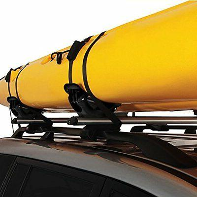 AUXMART Universal Carrier for Most Cross Roof Rack