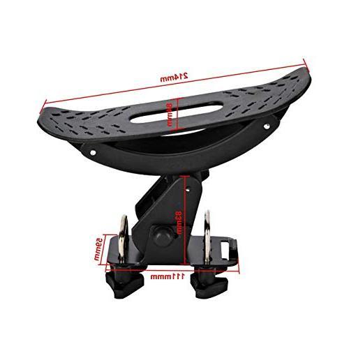 AUXMART Saddle Kayak for Car Racks - Also Paddleboards