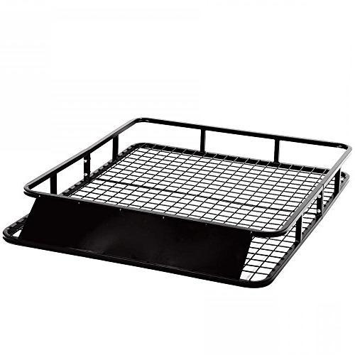 universal roof rack basket holder