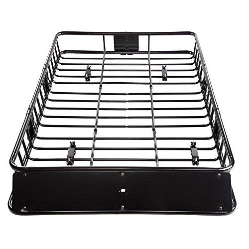 Yescom Rack Car Basket Carrier Luggage