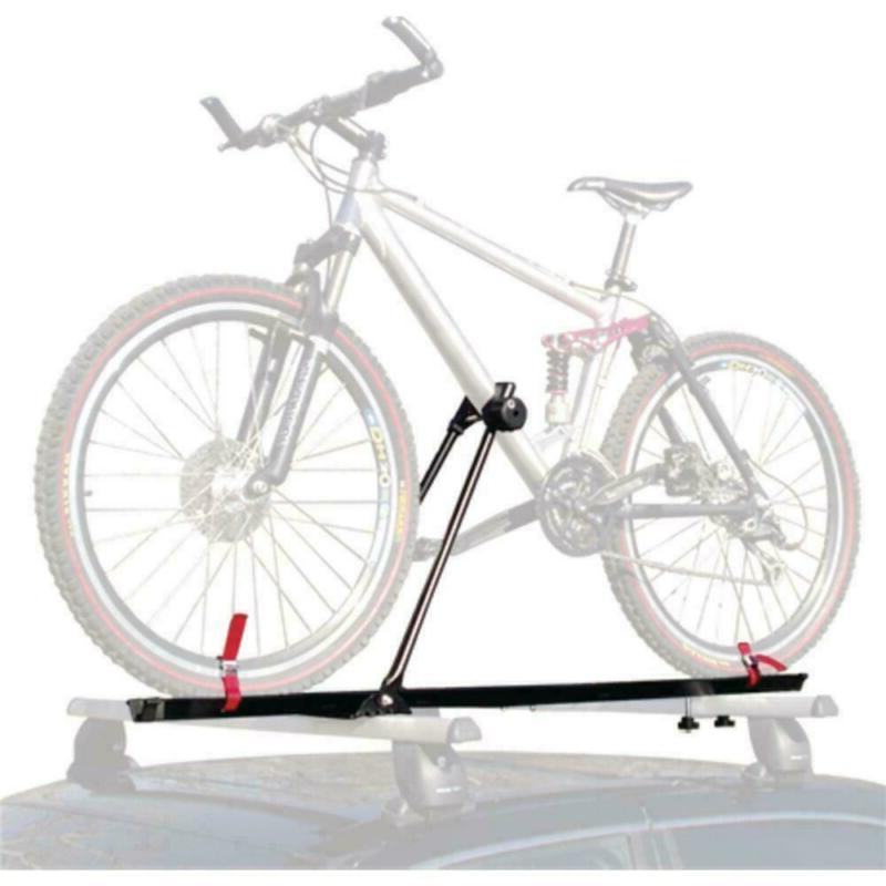 upright roof rack bike rack for 1