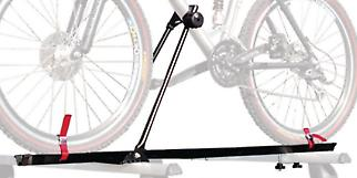Upright Rack for 1 Durable Metal Steel