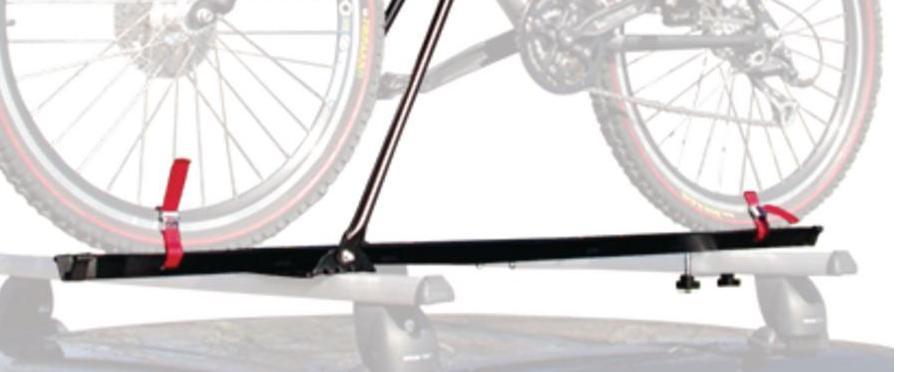 Upright Rack Durable New Black Steel