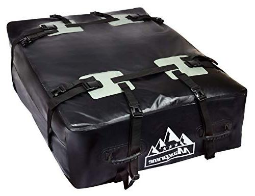 Maprime Waterproof Cargo Bag Heavy Duty Rooftop Soft S