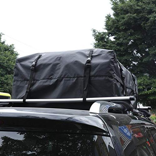 AUXMART Bag, Car Carriers Vehicles with Carrier Made from Industrial 500D PVC Tarpaulin, Heavy
