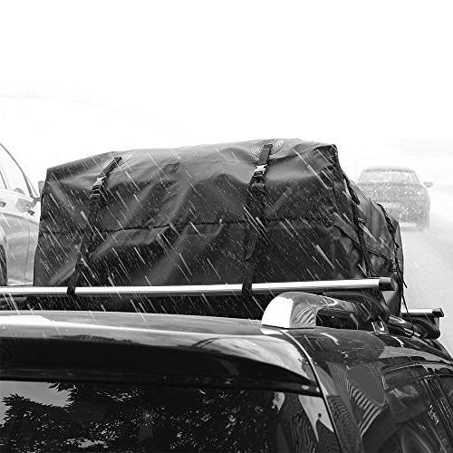 waterproof rooftop cargo bag