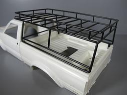 Metal Bed Roof Rack Tamiya RC 1/10 Toyota Hilux Bruiser Moun