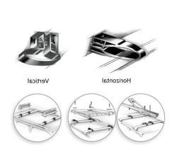 Set of 4 Rack Conversion Yakima MightyMounts Varieties Vertical /& Horizontal