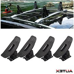 AUTEX Multi-Pivot Universal Roof Top Mounted Cradle Canoe Bo