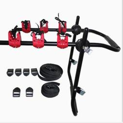 NEW Bike Car Roof Rack Bicycle Travel Sucker Rack Carrier 40