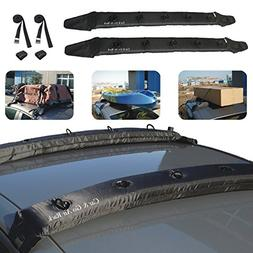 TIROL Auto Air Inflatable Roof Rack Cargo Carrier Top Roof R