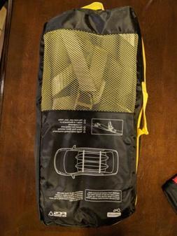 FCS PREMIUM DOUBLE SOFT RACKS-SURFBOARD RACKS - CARRYING BAG