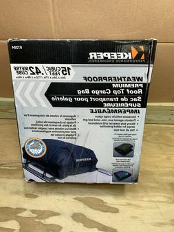 Keeper Premium Waterproof Roof Top Truck Cargo Bag & Carrier