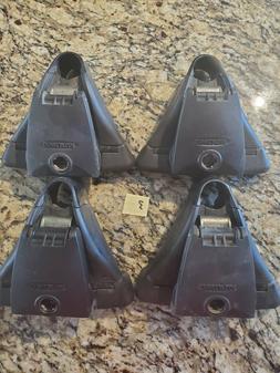Yakima Q towers roof rack Part# 00124 - multiple variations