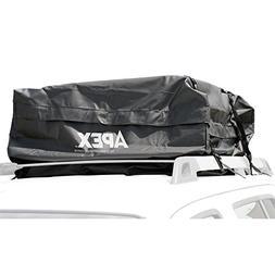 Apex RBG-01 38' Large Soft-Side Vehicle Cargo Rack Bag 15 cu