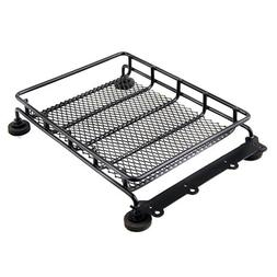 Shaluoman RC 1:10 Roof Luggage Rack For 4WD Wrangler Crawler