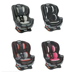 Ride Rear-Facing Longer with Graco Extend2Fit Convertible Ca