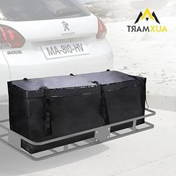 AUXMART Hitch bag Waterproof Traveling Carrier Cargo Bag Sof