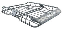 Rhino Rack Roof Mount Cargo Basket, Large