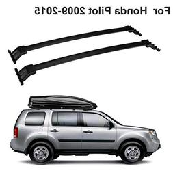 Roof Rail Rack Cross Bar Cargo Carrier Luggage Rack For 2003-2008 Honda Pilot
