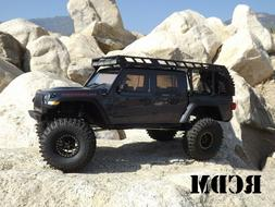 RCDM Roof Rack For The Axial SCX10 III 2020 Jeep JT Gladiato