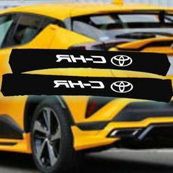 Roof Rack Pads Toyota C-HR