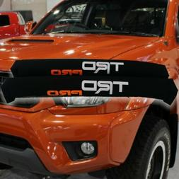 Roof Rack Pads TRD PRO 24 inches Orange PRO Lettering