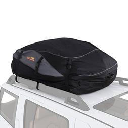 SPAUTO Car Cargo Roof Bag - Waterproof Duty Car Roof Top Car