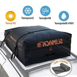 Slimack Rooftop Cargo Carrier Bag Waterproof Luggage Carrier
