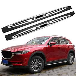 HEKA Side Step fit for 2017 2018 Mazda CX-5 CX5 Running Boar