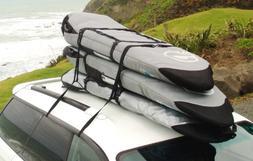Surfboard Soft Rack - Surfboard Car Racks for TRAVEL by Curv