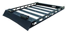 N-Fab T102MRF Textured Black Aluminum Modular Roof Rack Blac